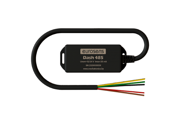 Eurosens Dash 485